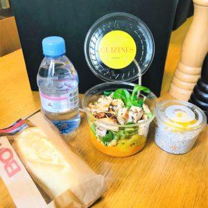 Formule Lunch Box Viande