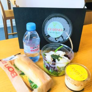 Formule Lunch Box Poisson