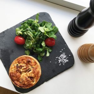 Quiche Saumon Brocoli 250g