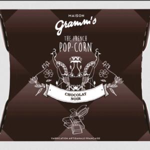 POP CORN MAISON GRAMM'S CARAMEL BEURRE SALÉ CHOCOLAT NOIR