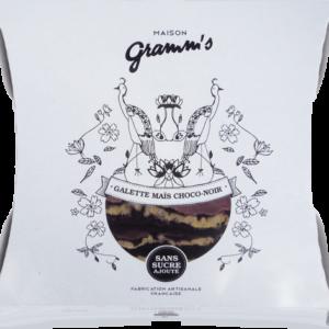 GALETTES DE MAÏS AU CHOCOLAT NOIR MAISON GRAMM'S