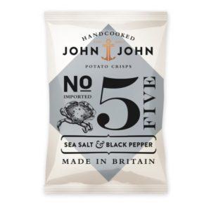 CHIPS JOHN JOHN POIVRE 30 g