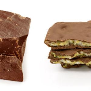 GALETTES DE MAÏS AU CHOCOLAT AU LAIT MAISON GRAMM'S